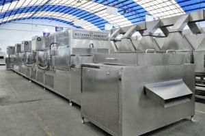 食品殺菌的設備微波滅菌機械