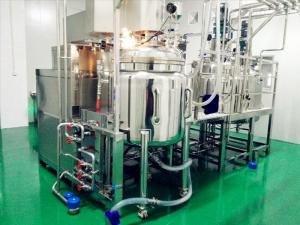 YGB食品廠專用多功能乳化機