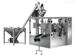 粉劑自動計量包裝生產線