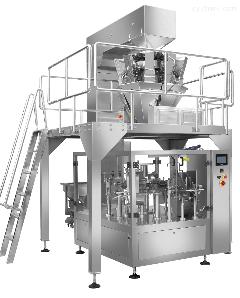 固體(顆粒)自動計量包裝生產線