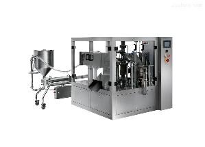 液體醬體自動計量包裝生產線
