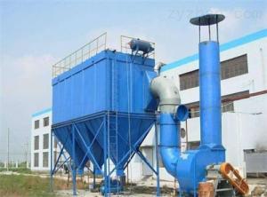 DMC500脉冲布袋除尘器/滤芯除尘/化工厂环保设备