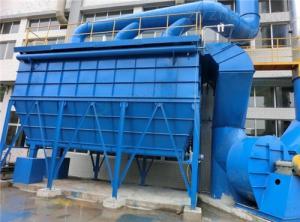DMC500山東環保設備/布袋除塵器/脈沖除塵廠家