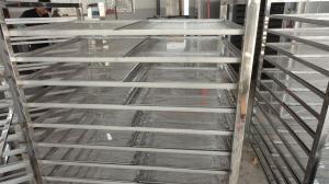 CT-1山東黃花菜專用熱風循環烘箱烘干機