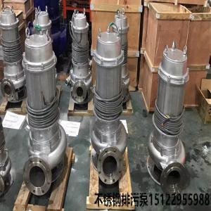 天津不銹鋼污水排污泵產品