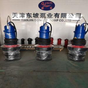 污水处理厂天津潜水轴流泵