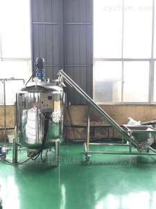 自動螺旋吸料機