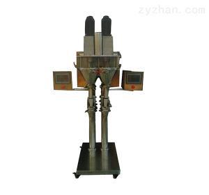 連體料倉雙頭螺桿給料稱重機
