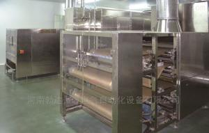 網帶式烘干機定做干燥設備