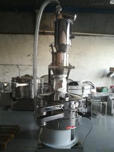 RAZ-3多功能上料筛分一体机