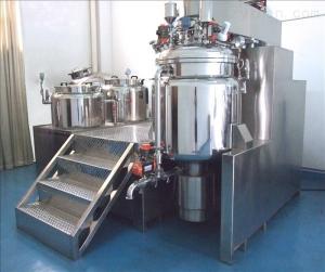 YGB供應制膏反應鍋設備