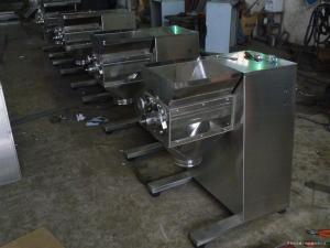 YK系列土豆淀粉專用搖擺式制粒機