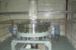 直排式振動篩分機過濾機