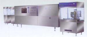HX2-100ml西林瓶洗烘灌全自動生產聯動線