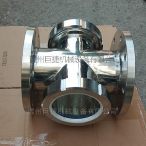 125不銹鋼衛生級視鏡 廠家四通視鏡價格