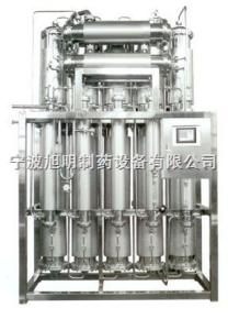 NLD型号内螺旋多效蒸馏水机