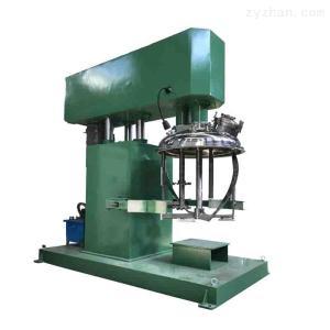 螺帶雙軸多功能分散混合攪拌機