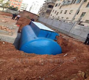 山东潍坊小型门诊医院污水处理设备