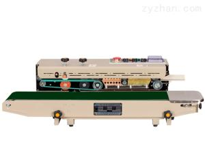 FR-1000 系列墨轮印字连续封口机