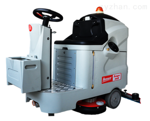 Ranger 660B重庆小型双刷驾驶式洗地机