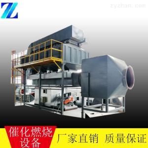 催化燃燒設備性能特點滄州環保設備生產廠家