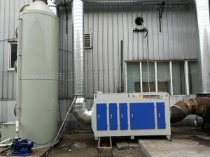 噴漆房廢氣處理環保設備,噴漆廢氣治理方案