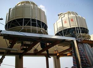 玻璃鋼圓形冷卻塔