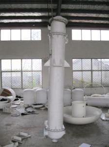 石墨改性聚丙烯將膜吸收器