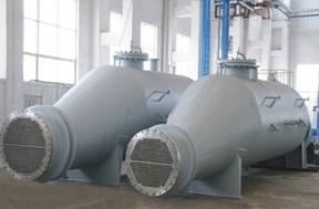 內置式釜式再沸器