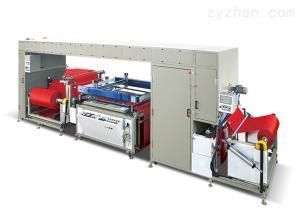 全自動無紡布卷對卷單色絲網印刷機