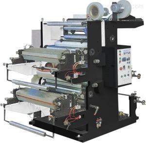 YT系列雙色柔性凸版印刷機