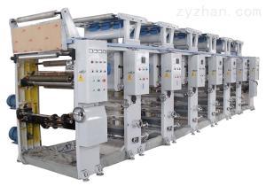無紡布專用凹版印刷機