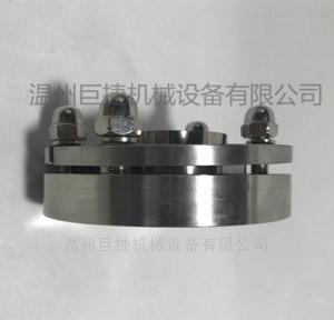 DN38MM法兰视镜灯食品级发酵罐使用无菌法兰