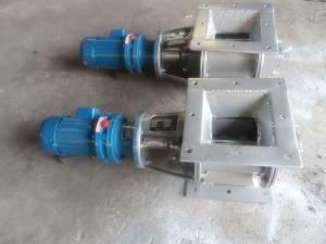 YJD/YCD不銹鋼材質方口葉輪放料閥