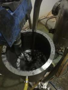 SGN石墨烯防腐涂料超高转速均质机
