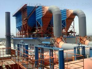 除尘净化立式锅炉脱硫除尘器改造项目合作厂家确定
