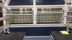全钢通风厨 实验室通风柜北京通风柜材质