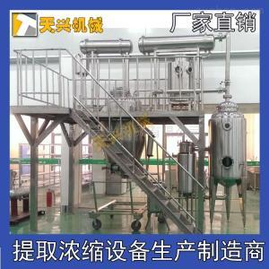 TXTQ多功能熱回流提取濃縮設備生產廠家