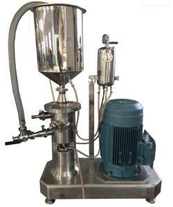 KZSD油田助劑鉆井液用中試型均質機