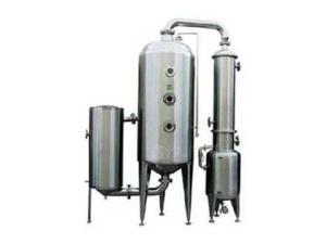 南京中藥不銹鋼單效外循環蒸發濃縮器廠家