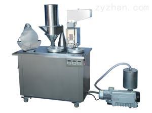 新型CGN-208C型半自動充填機
