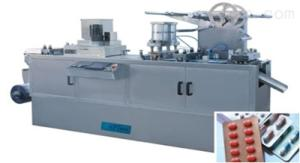DPB-250E平板式泡罩包装机