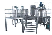 JGZRJ(Y)溫州外循環真空乳化機組優質供應