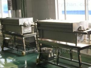 溫州不銹鋼板框過濾器價格