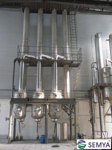 浙江三效降膜蒸發器價格