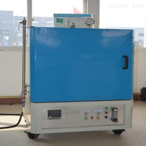 JINGWEI气氛箱式实验电炉 氢氨混合气氛炉
