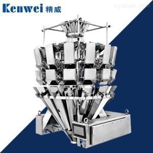 JW-AS14-1-9kenwei精威精准14头长条物料组合秤