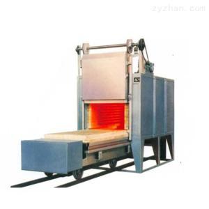 JINGWEI台车热处理炉 金属淬火台车炉 实验电炉