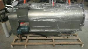 时产3吨左右的铝粉气流筛