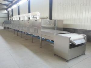 HT-56艾草葉干燥機設備微波殺青窯